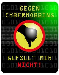 Gegen Cybermobbing - Gefällt mir nicht!
