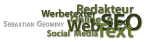 SEO Texter, Web Texter, Online Texter